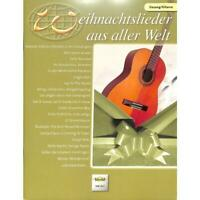 Weihnachtslieder aus aller Welt - Noten für Gesang und Gitarre 3511