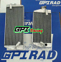 L&R aluminum alloy radiator Suzuki RMZ450/RM-Z450 2006 06