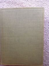 Architectural Construction - Volume One - Voss and Henry - 1925 - Rare Book