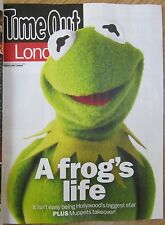 Tina Fey - Muppets - Time Out magazine – 18 March 2014