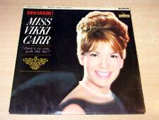 Vikki Carr/Miss Vikki Carr/1964 Mono Liberty LP/EX-