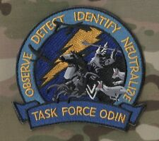 Slayers Of Baghdad MQ-1C Task Force Odin Observe Rileva Id Neutralize Insignia