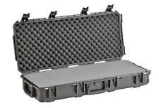 SKB Cases 3i-3614-6B-L - Black With foam, with wheels. Rifle Gun Case