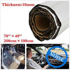 65sqft Firewall Sound Deadener Car Heat Shield Insulation Deadening Material Mat