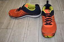 **Fila Energized Running Shoes-Men's size 10 Orange/Blue