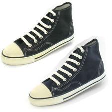 Unbranded Canvas Upper Shoes Men's Hi Tops