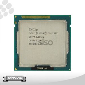 CM8063701098101 INTEL XEON E3-1230V2 3.30GHz 8MB QUAD CORES 5 GT/s 69W PROCESSOR