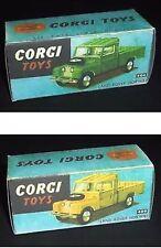 "Corgi 406 Land Rover 109""WB Empty Repro Box Only"