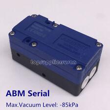 ABM20-B Pneumatic Mini Vacuum Pump Max. Vacuum -85kPa Vacuum Generator