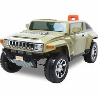 Hummer HX 1 Power Wheels Ride On Car Battery Powered 12V Electric Toy Kids New