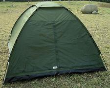 3 persone Army Tenda Tre MANN TROOPER BW OLIVA Tenda Pesca Campeggio