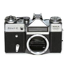 """Zenit E analoge Spiegelreflexkamera M42 - Sondermodell """"Moskva '80"""" vom Händler"""