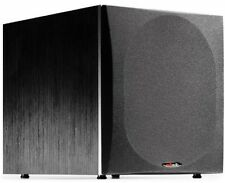 Polk Audio PSW505 12 Inch Powered Subwoofer Single Black