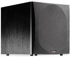 Polk Audio PSW505 12 Inch Powered Subwoofer Single Black