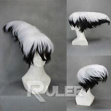 Long Nurarihyon no Mago-Nura Rikuo Color Mixed Anime Cosplay Party Wig Hair