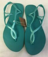 Havaianas Women's Luna Around Ankle Straps Roman Flip flop Sandal