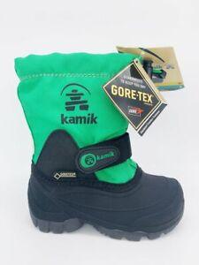 KAMIK Waterbug5G I Winterstiefel I green/vert, Gr. 25, 26, 35, 39, NP 99,90 €
