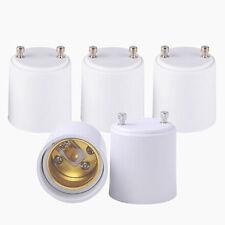 LED Lamp Adapter GU24 To E26/E27 Bulb Holder Socket Converter