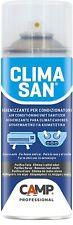 Climasan igienizzante 400 ml con Sonda per climatizzatori Camp 1020-400 1020-40