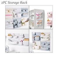 Wand montiert Kunststoffspeicher Rack Home Storage Inhaber der Kosmetik
