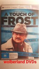 A Touch Of Frost : Series 1 [3 DVD Set] NEW & SEALED, Region 4, FREE Post