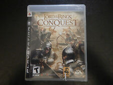 The Lord of the Rings: Conquest (Sony PlayStation 3, 2009)