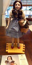 Franklin Mint Wizard of Oz dolls complete set of 10