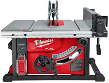 Milwaukee Table Saw M18 Lithium Ion Brushless One-Key 8-1/4 in. Power Tool Only