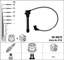 Zündleitungssatz für Zündanlage NGK 8735