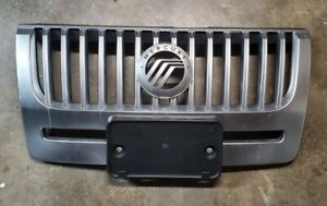 2008-2011 MERCURY MARINER FRONT GRILLE ASSEMBLY COVER CHROME GRILL OEM