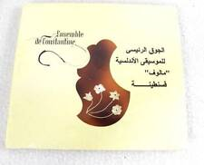 Ensemble de Constantine French Arabic Folk Music RARE CD NEW FACTORY SEALED