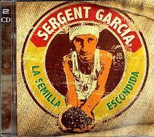 CD - SERGENT GARCIA - La Semilla Escondida