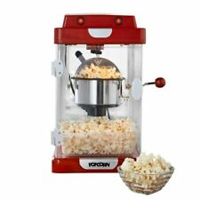 Global Gizmos Giant Popcorn Maker for Classic Cinema