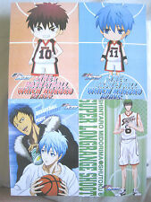 The Basketball which Kuroko Plays Anime / Manga Postcards #3  (Set of 10)