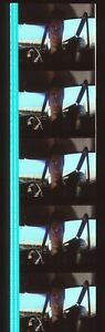 Mad Max 1979 Mel Gibson 35mm Film Cell strip very Rare b81