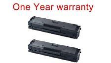 2pk Black ink toner cartridge for Samsung Xpress M2070W all-in-one laser printer