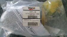 Trico 35573-B Brass DE Type Solenoid Full Flow Dispenser with Acrylic Reservoir