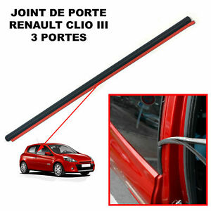 Renault Clio III 2006-2012 3 Dr Nsf RU Passager charnière de porte avant supérieur
