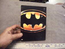 Batman VHS 1989 WB Keaton Nicholson used