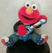 Rock N Roll Elmo Guitar Plays Music Sings And Shakes Vintage1998
