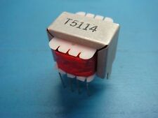 (1) T5114 TRANSFORMER 6 PIN THROUGH HOLE