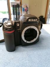 Nikon D80 D 80 10.2 MP DSLR Digitalkamera Kamera Body Gehäuse