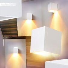Design Wand Leuchten Down Strahler Wohn Schlaf Raum Flur Lampen Keramik bemalbar