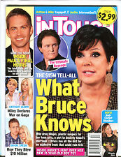 In Touch Magazine December 16 2013 Bruce Jenner EX 072916jhe
