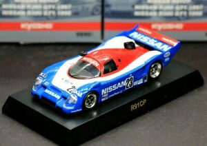 Kyosho 1/64 Nissan Racing Car Collection R91CP Le Mans 24 Hours 1991 Calsonic