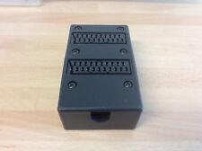 Interruptor autom/ático para hasta 3 dispositivos SCART