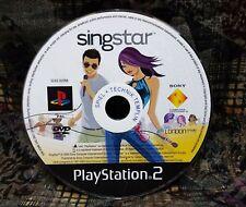 Play Station 2 Spiel PS2 SingStar  Spiel