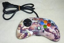"SNK NEO GEO AES MOD Controller Pad  ""Mad Catz Fight Pad"" Work fully Japan"