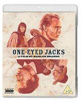 One-Eyed Jacks [Blu-ray] [DVD][Region 2]