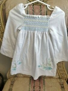 Janie and Jack girl Swim Suit Cover Up Size 2T.